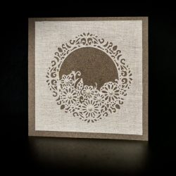 invitatie nunta tema rustica